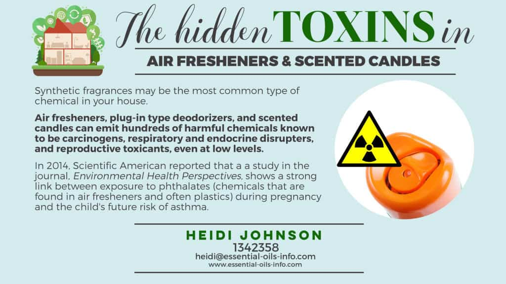 toxins in air