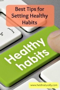 Habits – How to Develop Healthy Habits in Life
