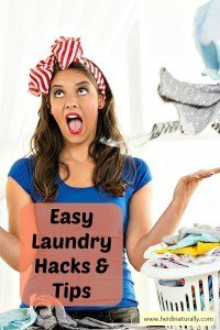 Laundry Habits for Saving Time and Energy