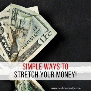 money stretch