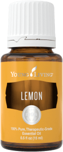 Young Living Lemon essential oil