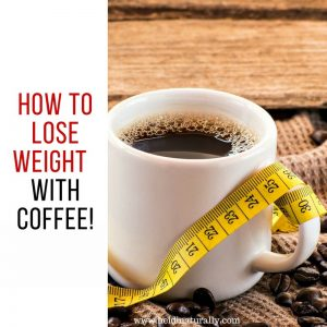 coffee weight loss