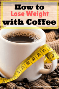 How to Lose Weight with Coffee – Weight Loss Coffee Recipe