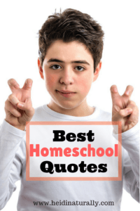 Best Homeschool Quotes for Moms