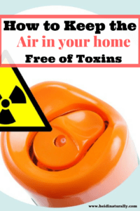 How to Keep the Air in Your Home Toxin Free