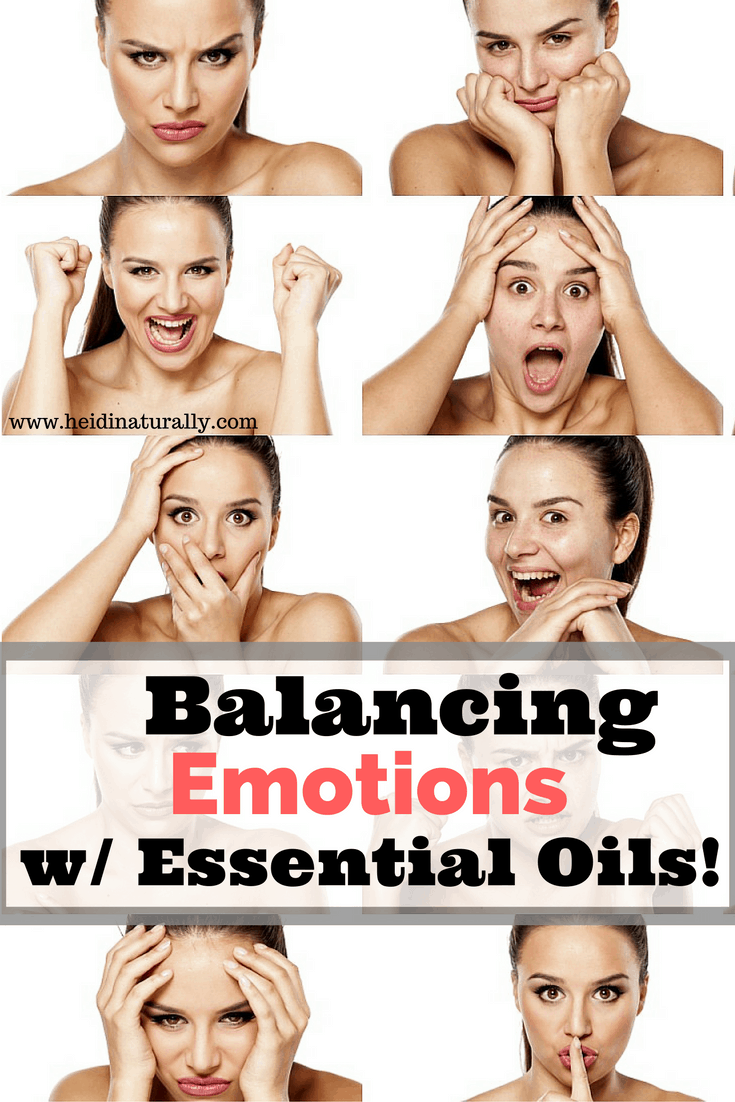 Find out how balancing emotions can be simple using essential oils. Learn how emotions affect us and what oils to use for greatest benefit.