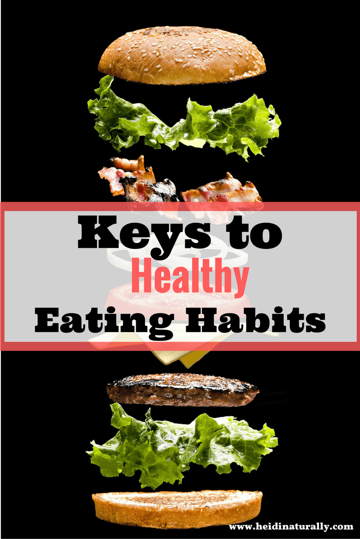 Learn the key elements to remember when focusing on healthy eating. Get the best tips & recipes for developing healthy habits with food.