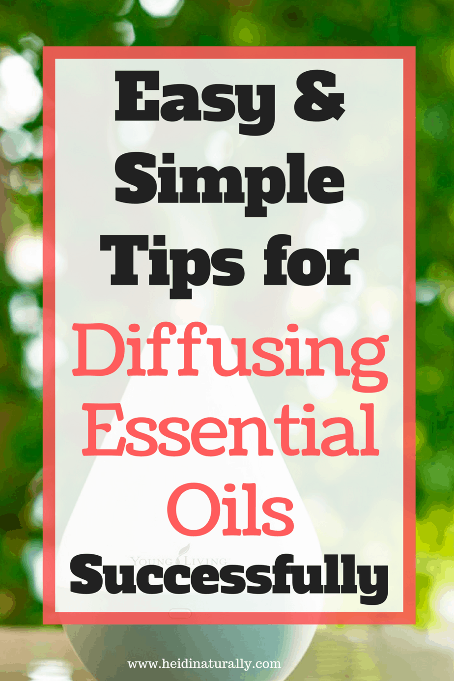 Learn how to diffuse essential oils and which oils are best. Get all the information about diffusers, scents, and health benefits of diffusing oils in homes.