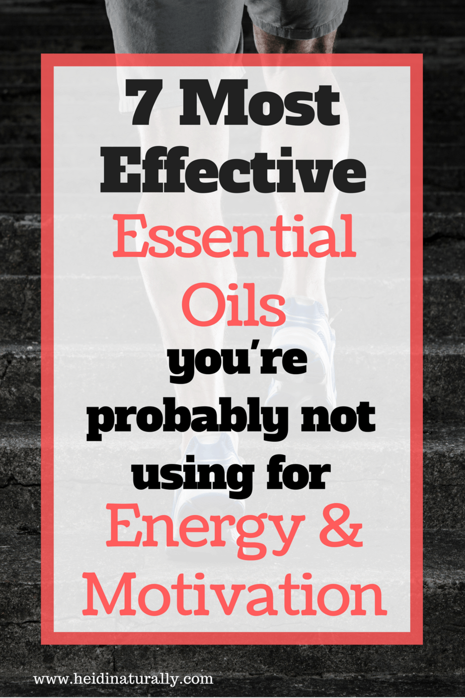 Find out which essential oils and blends to use for energy and motivation. Learn which oils are most powerful & how to use them effectively.