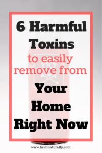 Harmful toxins