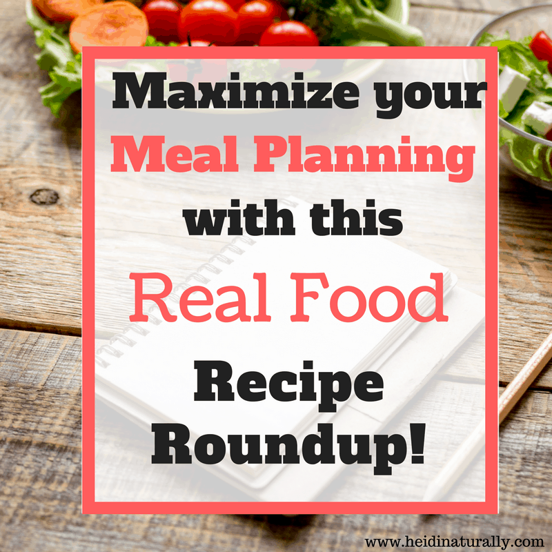 recipes meal plan