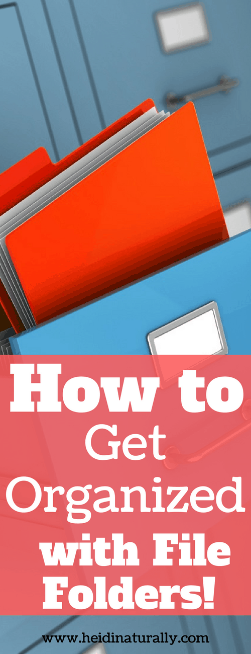 Find out how file folders are an easy way to get organized. Learn how to use files  effectively and which ones to store on a desk.