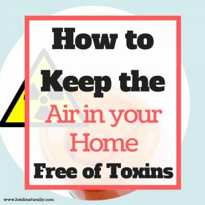 toxins in air