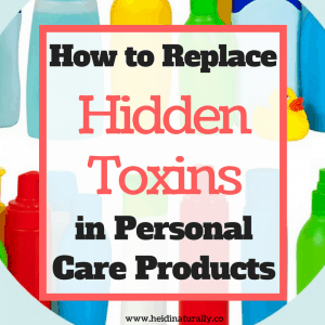 personal care toxins