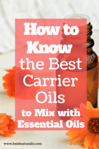 Find out what carrier oils are, how to use them and which are the best. Learn all you need to know about applying them effectively with essential oils.