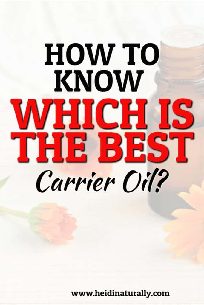 best carrier oils