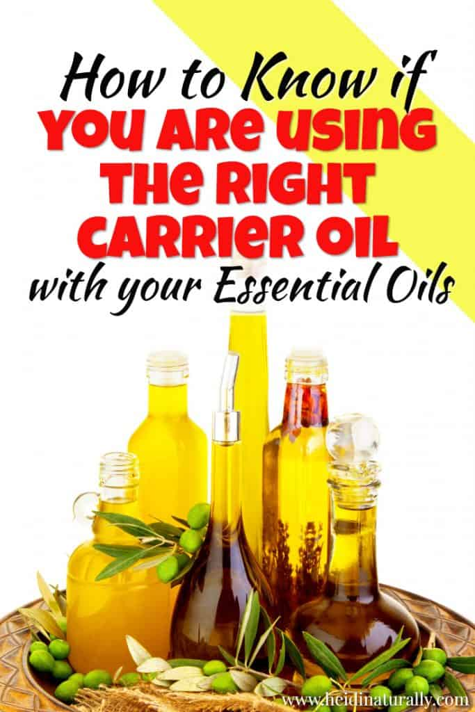 which carrier oil is best