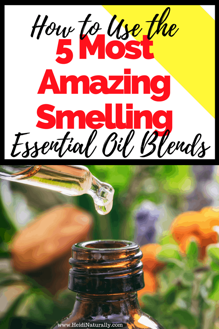 essential oil blends