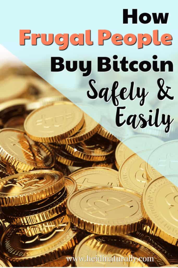 how do you buy bitcoin