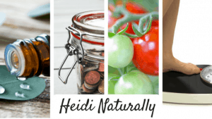 Healthy living tips for a healthy family on a budget www.HeidiNaturally.com