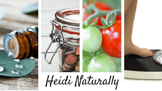 Heidi Naturally - Easy Healthy Living Tips