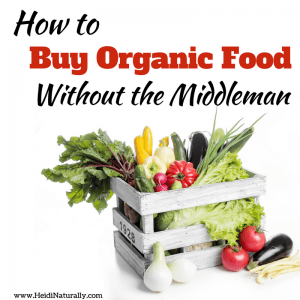 how to buy organic food online