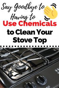 stove top cleaner