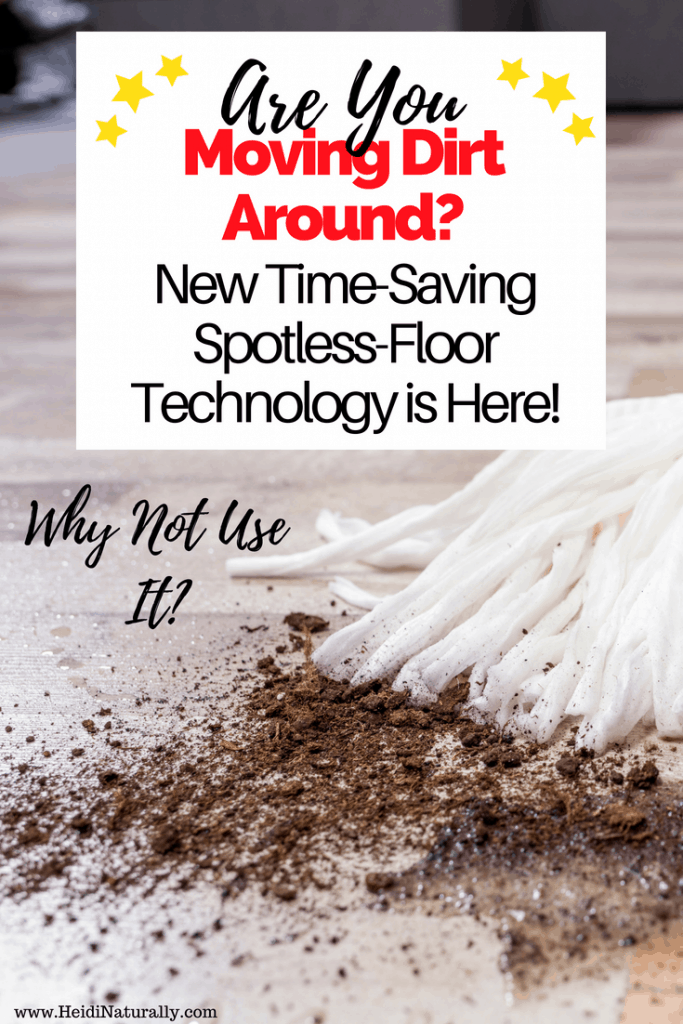 How to Save Time Cleaning with a Microfiber Mop