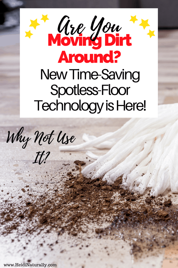 Take advantage of new technology and find out how to use a microfiber mop to help you save time cleaning. Learn which mop head is the best and how to clean laminate, wood or tile floors easily. See why the e-cloth mop is the best floor cleaning mop when looking for a chemical free natural floor cleaner. #microfibermop #eclothmop #floorcleaner