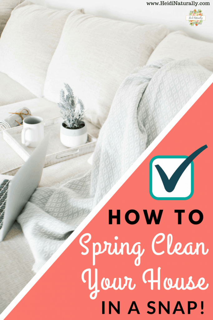 Simple tips to spring cleaning your house the easy way for Minimalist house cleaning