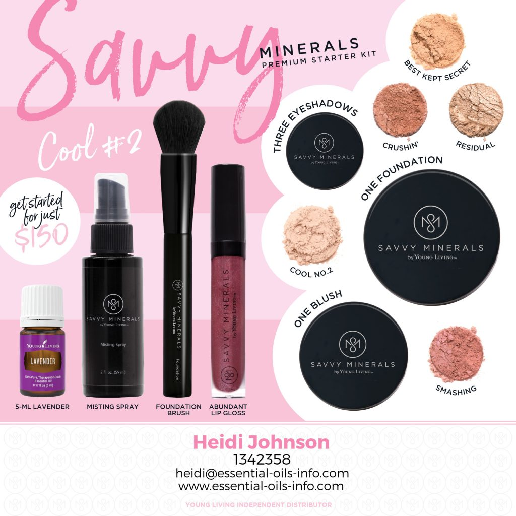 savvy minerals makeup cool