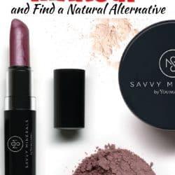 all natural makeup tips