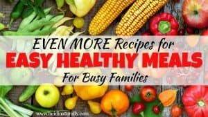Get these easy and healthy dinner recipes to make your meal prep simpler. Find out how to cook healthy meals without spending any extra time in the kitchen.