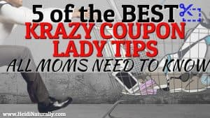 krazy coupon lady hacks