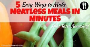 meatless dinner recipes