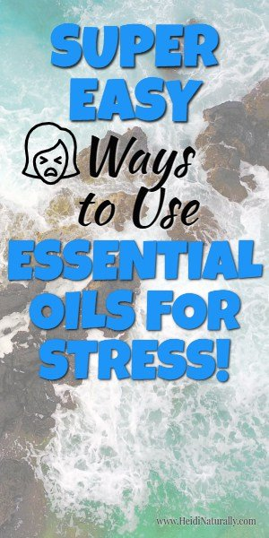 Find out the best essential oils for stress and how to use them. Get access to the important single oils and essential oil blends that help lessen stress. #essentialoils #oilsforstress #stress #howto